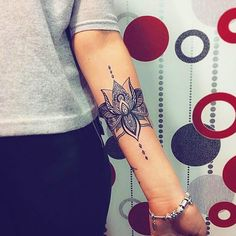 I love this tattoo !