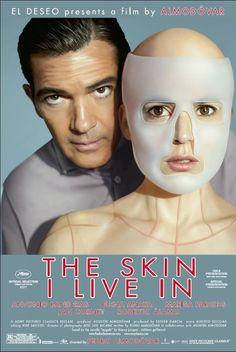 THE SKIN I LIVE IN (La piel que habito)(2011) by Pedro Almodovar.
