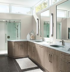 ... simply because youve grown tired of your current design, a bathroom