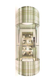Thang máy lồng kính mã số 508A