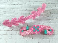 Bead Embroidery Patterns, Pearler Bead Patterns, Beading Patterns Free, Beaded Bracelet Patterns, Perler Patterns, Weaving Patterns, Bead Crochet Patterns, Mosaic Patterns, Canvas Patterns