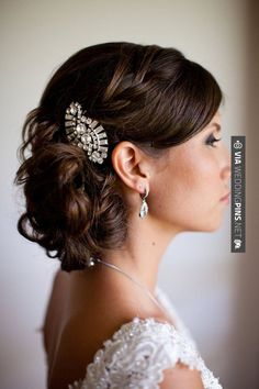 So good! - updo-wedding-hairstyles-8-101713 | CHECK OUT MORE IDEAS AT WEDDINGPINS.NET | #weddings #hair #weddinghair #weddinghairstyles #hairstyles #events #forweddings #iloveweddings #romance #beauty #planners #fashion #weddingphotos #weddingpictures