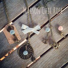 Romantic Necklaces Per ordini info.chicrose@gmail.com