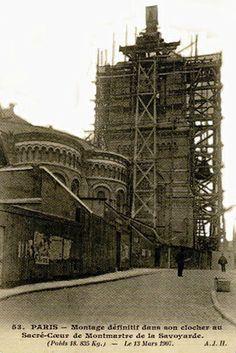 Montmartre 13 mars 1907