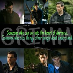 Definition of Grimm..