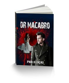 I made this book cover in Photoshop CS6, It's called Dr. Macabre.