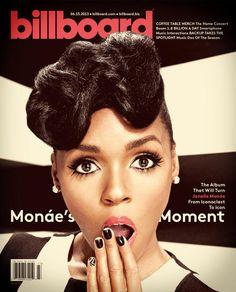 Billboard - Janelle Monae