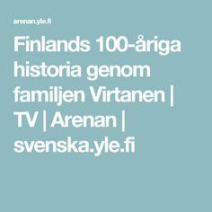 Finlands 100-åriga historia genom familjen Virtanen   TV   Arenan   svenska.yle.fi Finland, The 100, Tv, Historia, Television Set, Television