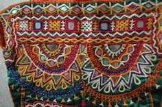 KACHCHHI EMBROIDERY - Indian Crafts Study