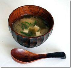 miso soup in a crock pot. wonderful!