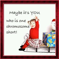 Down syndrome support and awareness