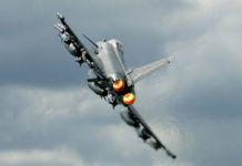 Nato-hävittäjät partioivat Suomessa