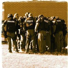 Even SWAT teams need protection! Tactical Response, Strong Arms, Pink Panthers, Swat, Police Cars, Law Enforcement, Cops, Sherlock, Detective