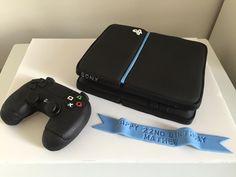Playstation cake #playstation4 #playstaion #game #cake #fondantcake #fondant