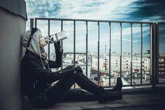 """Selina Kyle"" Gotham  (Cosplayer: Lust Quinzel)  Photo by Nadia Pugacheva #selinakyle #selina #catwoman #gotham #cosplay #quinzel #lustquinzel #camren #camrenbicondova"