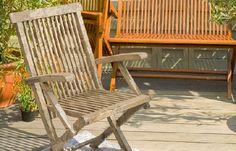 Gardenplaza - Terrassenmöbel aus Holz umweltschonend auf den Jahreswechsel vorbereiten - Wetterschutz für den Lieblingsplatz