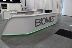 Biomet Light Tape Desk http://www.lighttape.co.uk