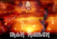 Iron Maiden! m/