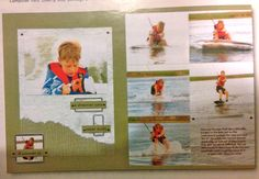 Scrapbook Page | A Dreamer Who Never Quits