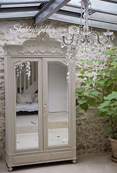 Weathered Woods and Painted Accents In These Authentic French Farmhouse Homes