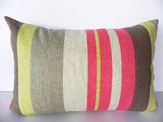 Striped Braemore Decorative Pillow Cover 14X20Home by PillowChix