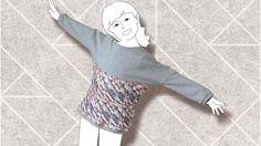 Pullover+BATI+von+punctum+auf+DaWanda.com Designer, Kids Rugs, Pullover, Fashion, Fashion Styles, Personalized Gifts, Creative, Kids, Moda