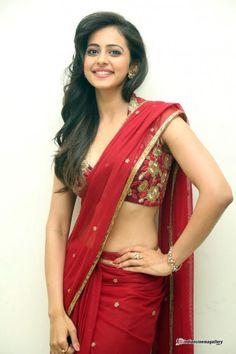 Beautiful Actress Rakul Preet Singh
