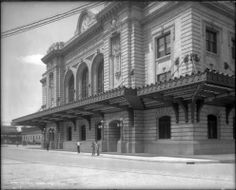 Union Station, Denver :: Western History