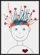 OKULÖNCESİ sulu boya ile saç şekillendirme | OkulÖncesi Sanat ve Fen Etkinlikleri Paylaşım Sitesi