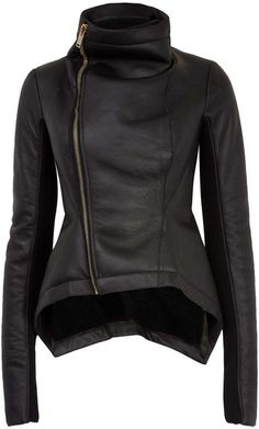 ALEXANDER MCQUEEN Red One Button Jacket - Lyst