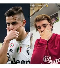 Babes Football Is Life, Football Boys, Antoine Griezmann, Soccer Post, Dani Alves, Juventus Fc, World Of Sports, Soccer Players, Neymar