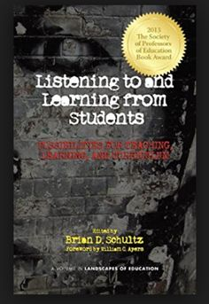 This book explores the potentials of listening to students in the 21st century, and viewing them as valuable sources of knowledge and insight into their very own education.