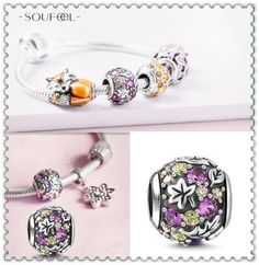 How long have you been together with your partner? With so many beautiful moments, have you ever thought of recording them forever? Come and design your charm bracelet - full of love!