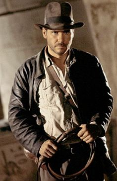 Indiana Jones - Harrison Ford gave us another character to follow.   Snakes, why did it have to be snakes?
