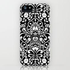 Black Tie iPhone Case