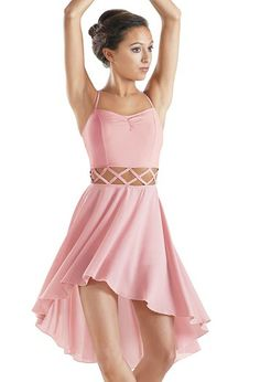 High-Low Cutout Dress #lyrical #dress #cutout