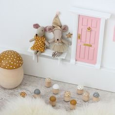 Cute kids décor from Raggedy Eve webshop