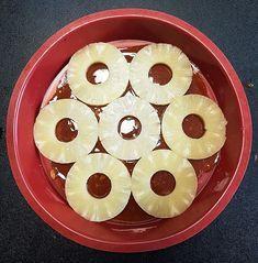 Gâteau renversé à l'ananas, recette au thermomix - Thermovivie