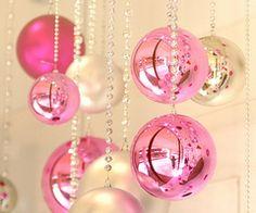 Girly Christmas. <3
