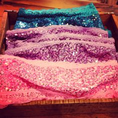 VS PINK bling bandeau's! Have the pink one and have worn to pieces!