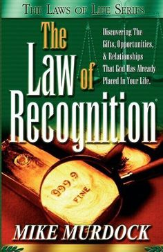 The Law of Recognition (The Laws of Life Series)