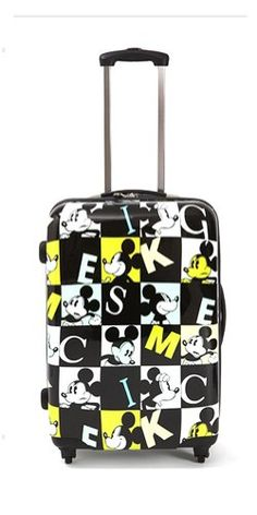 Mickey Mouse Suitcase