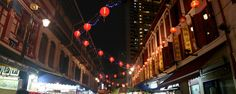 Singapore's Chinatown - Singapore, Central Area