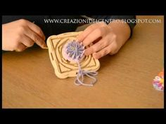 """Hana-Ami"" Flower Loom : Tutorial Video"