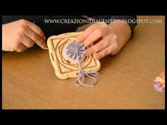 """Hana-Ami"" Flower Loom : Tutorial Video"