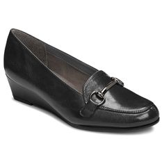 Women's A2 by Aerosoles Love Spell Loafers - Black 10.5W