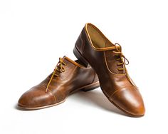vintage brown and honey vagabond shoes  FREE by goodbyefolk, $225.00