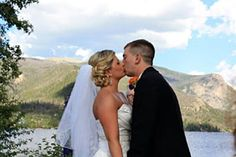 Happily ever after . . . in Grand Lake, Colorado at Western Riviera Lakeside Weddings