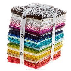 Sun Print 2015 Fat Quarter Bundle - Alison Glass - Andover Fabrics