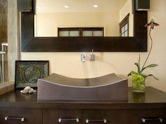 Bathroom Sink Modern www.decorstate.com